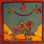The incredible string band I looked up