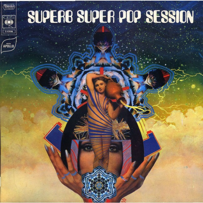 Various - Superb Super Pop Session