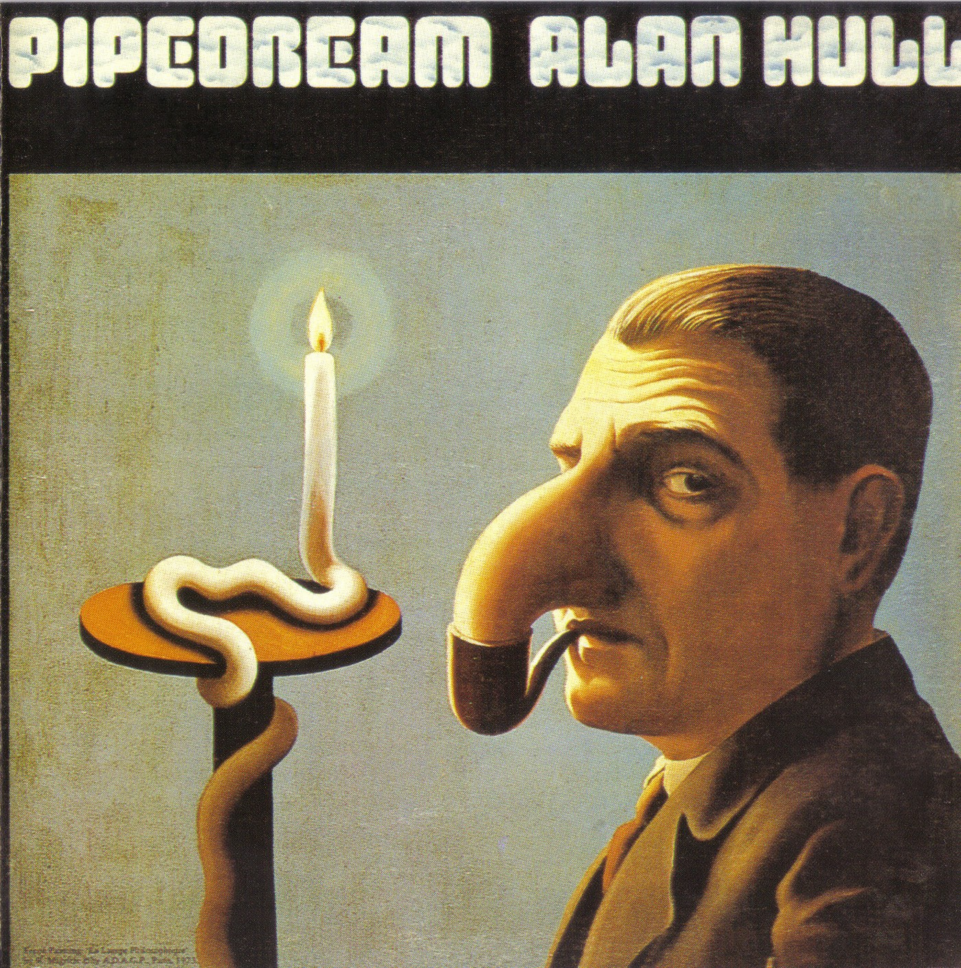 Alan Hull Pipedream