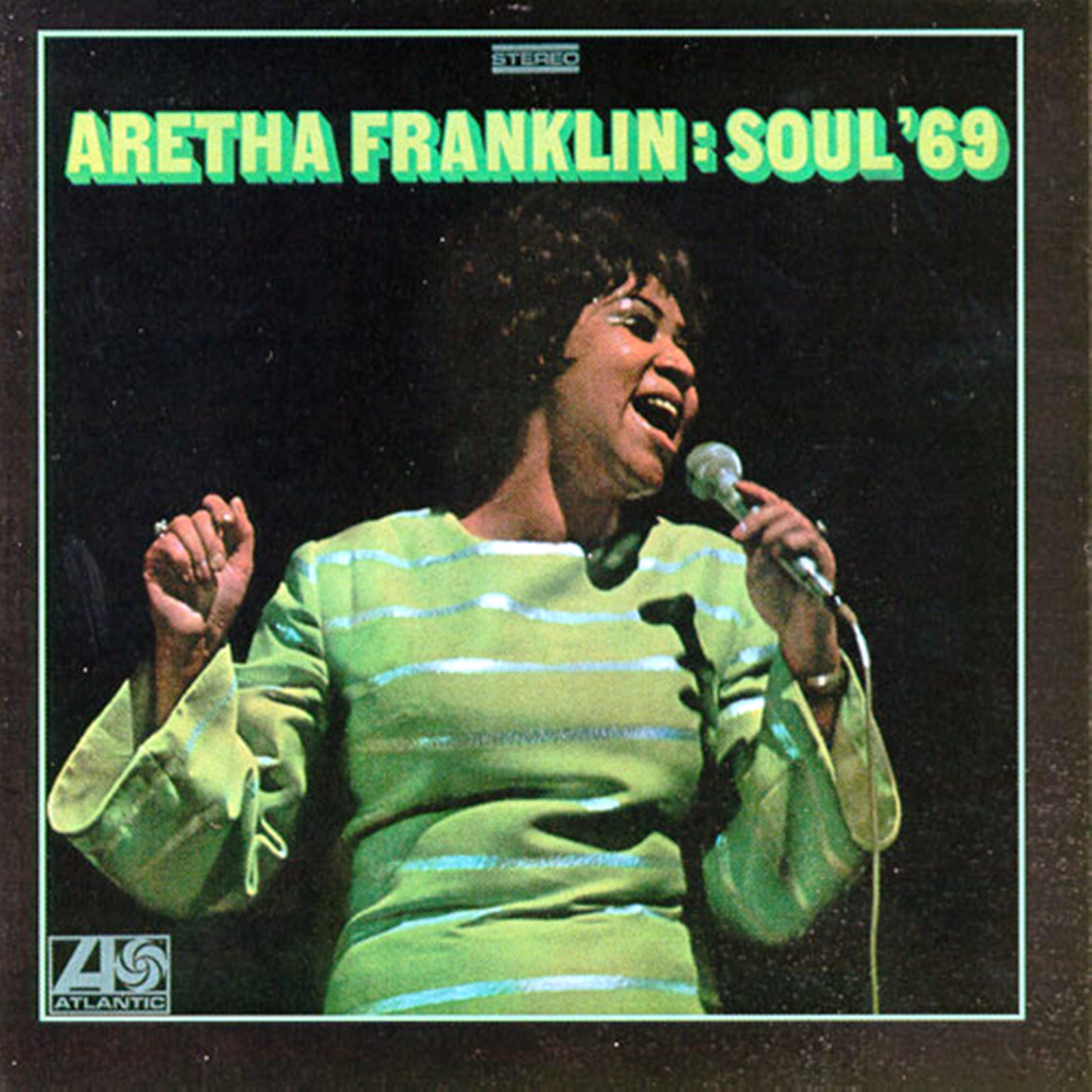 Aretha Franklin soul 69