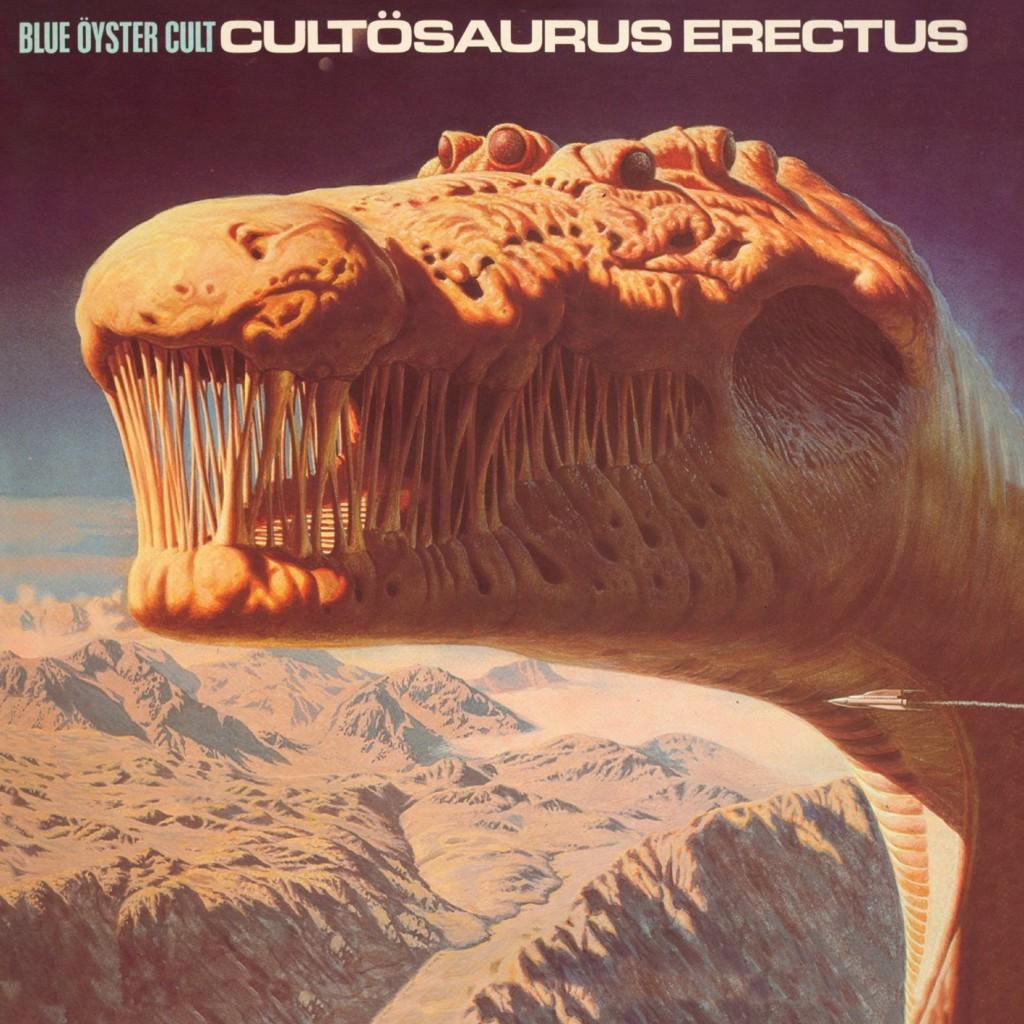 Blue Oyster Cult Cultosaurus Erectus Viva Vinyl Viva Vinyl