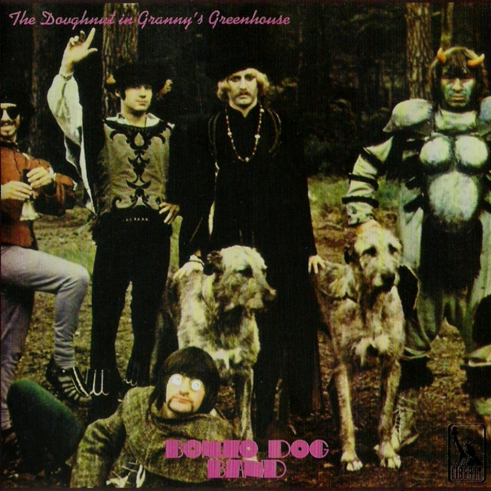 Bonzo dog doo dah band The doughnut in grannys greenhouse