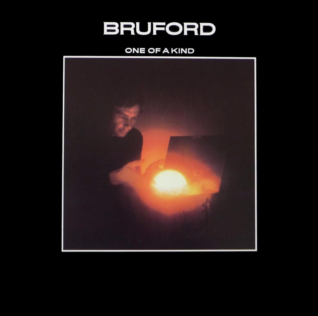 Bruford One Of A Kind Viva Vinyl Viva Vinyl