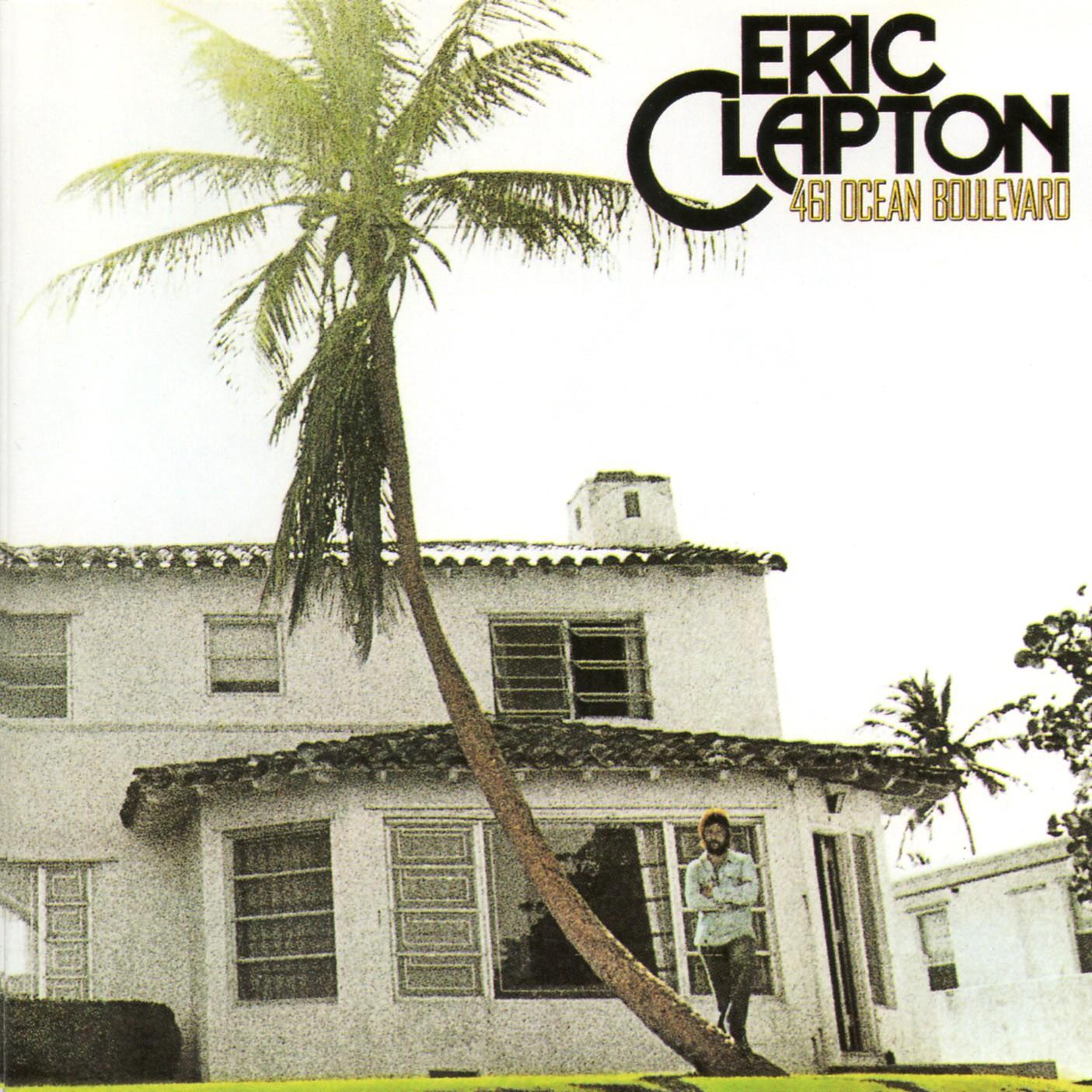 Eric Clapton 461 Ocean Boulevard Viva Vinyl Viva Vinyl
