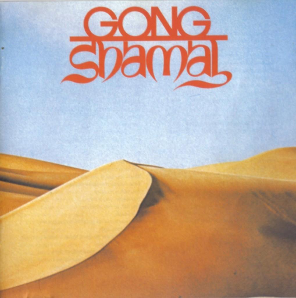 Gong Shamal Viva Vinyl Viva Vinyl