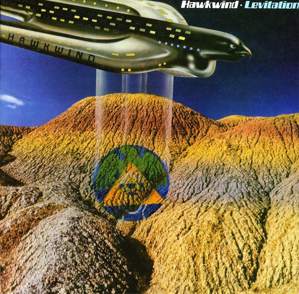 Hawkwind Levitation Viva Vinyl Viva Vinyl