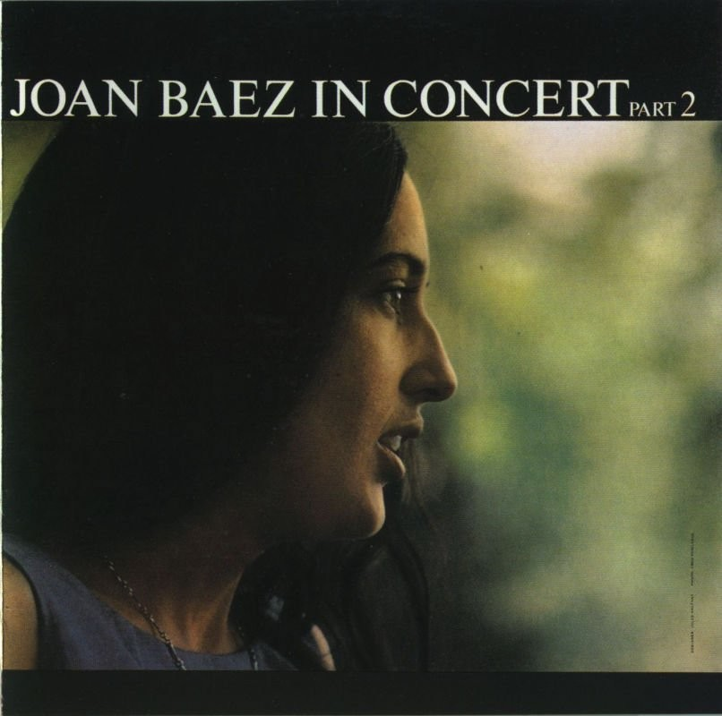 Joan Baez Joan Baez in concert part 2