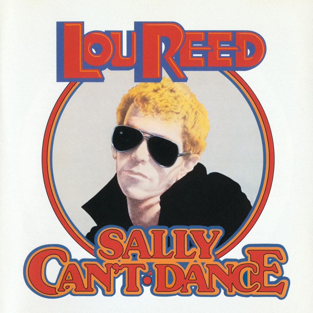 Lou Reed Sally Cant Dance Viva Vinyl Viva Vinyl