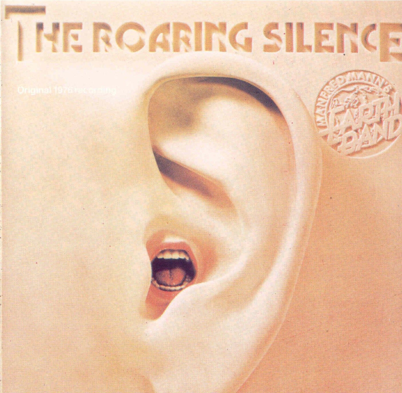 Manfred Manns Earth Band The Roaring Silence Viva