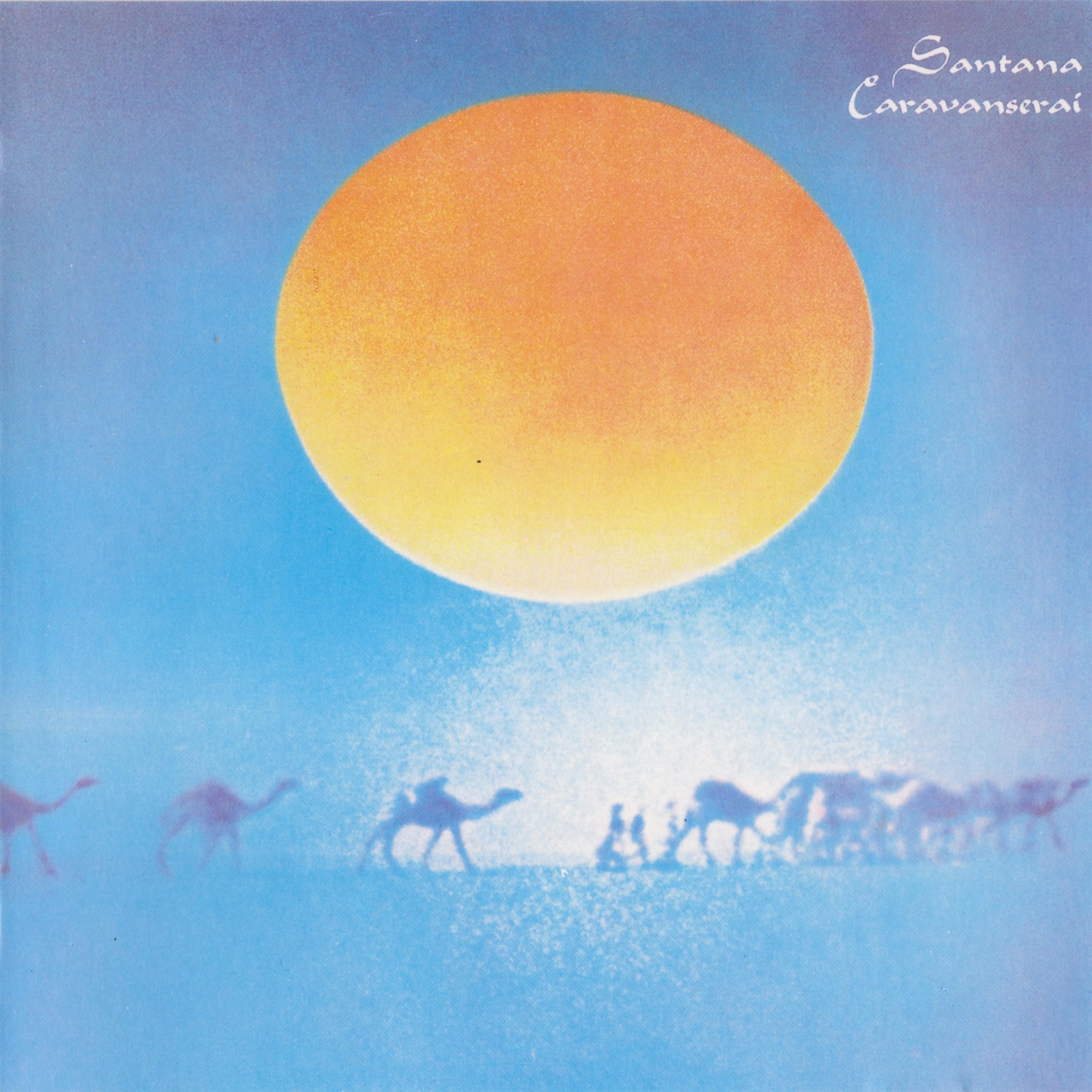Santana Caravanserai Viva Vinyl Viva Vinyl