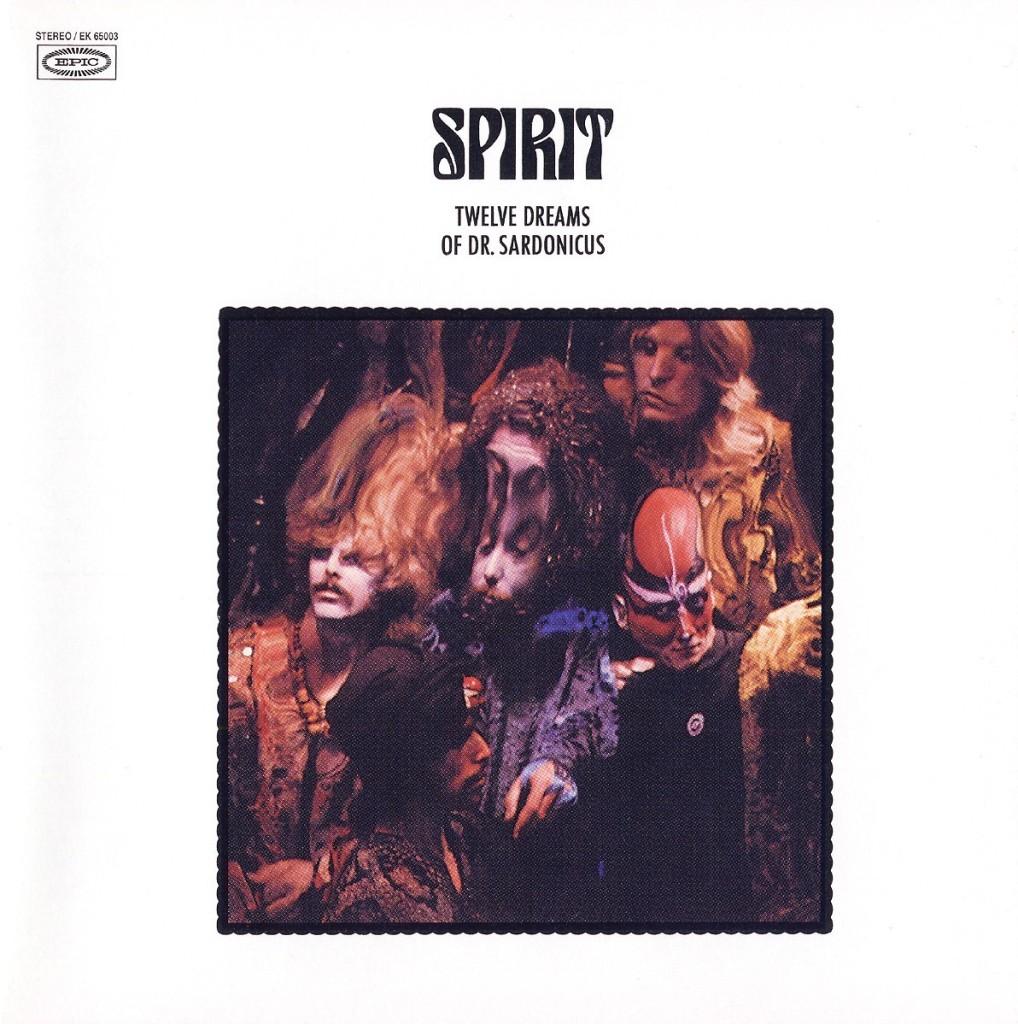 Spirit Twelve Dreams Of Dr Sardonicus Viva Vinyl Viva