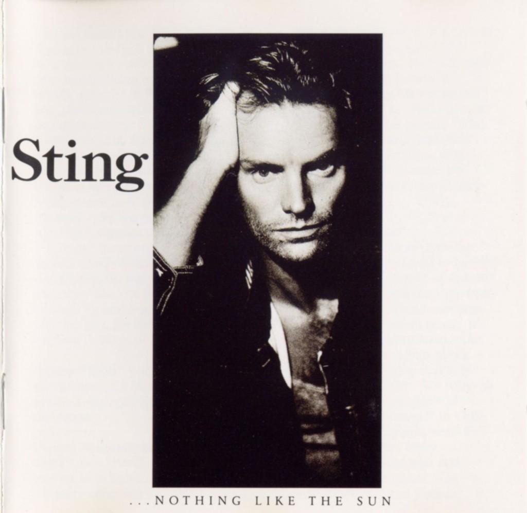 Sting Nothing Like The Sun Viva Vinyl Viva Vinyl