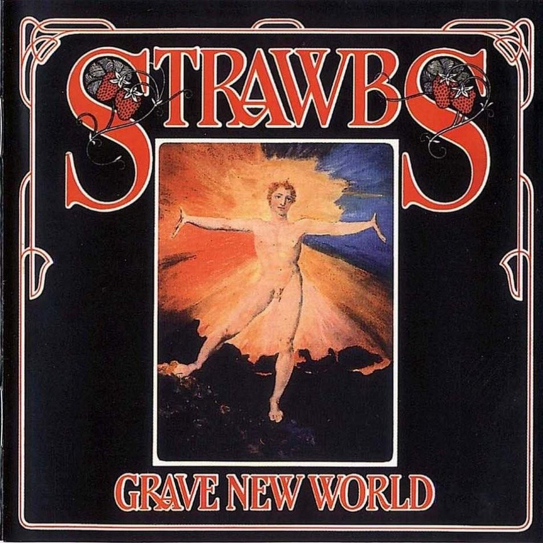 Strawbs Grave New World Viva Vinyl Viva Vinyl