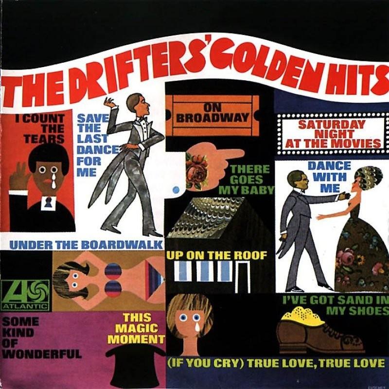 Drifters The Drifters Golden Hits Viva Vinyl Viva Vinyl