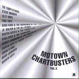 Various - The Motown Sound - A Collection Of 16 Original Big Hits Vol. 1