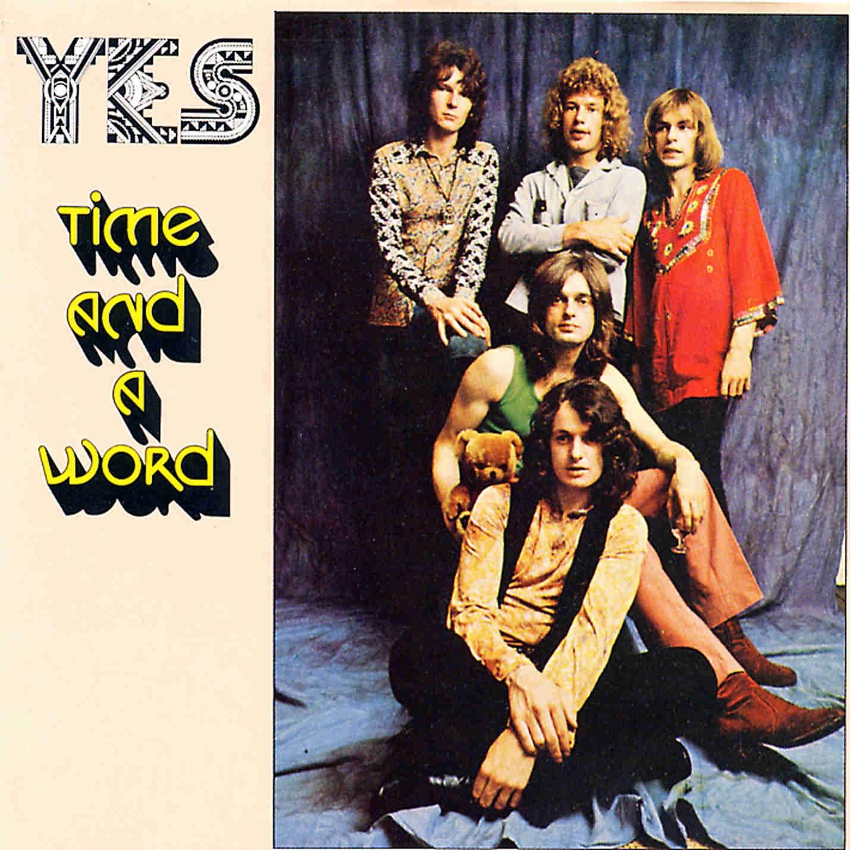 Yes Time And A Word Viva Vinyl Viva Vinyl