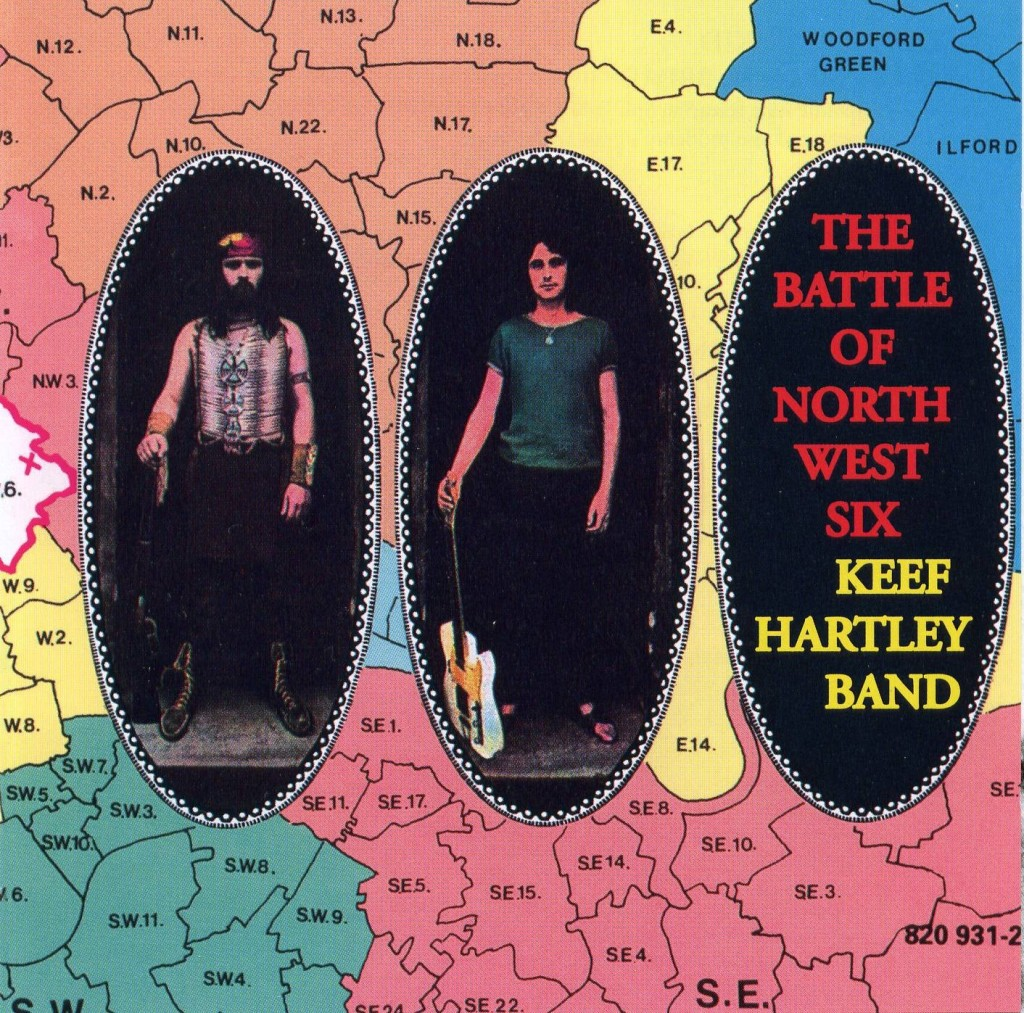 Keef Hartley Band The Battle Of North West Six Viva Vinyl