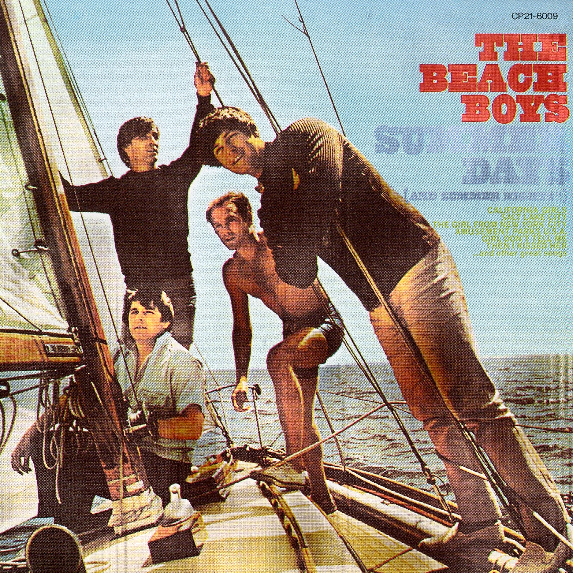 The beach boys Summer days and summer nights