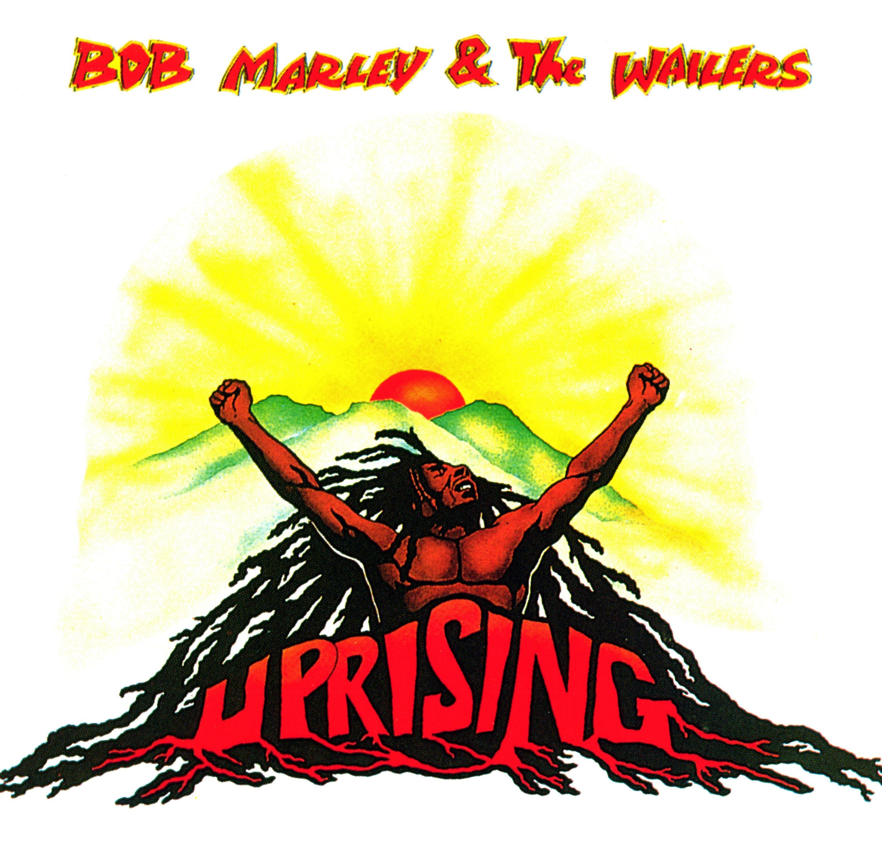 Bob Marley And The Wailers Uprising Viva Vinyl Viva Vinyl