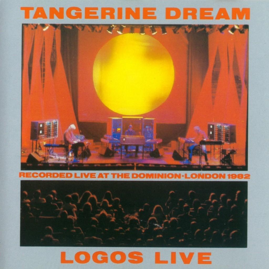 Tangerine Dream Logos Live Viva Vinyl Viva Vinyl