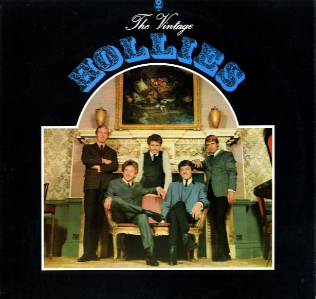 The Hollies Vintage Hollies